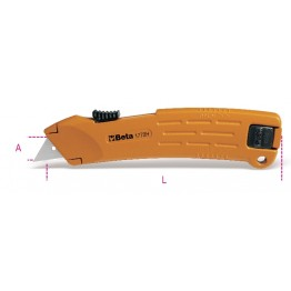 Safety Utility Knife BETA017720029