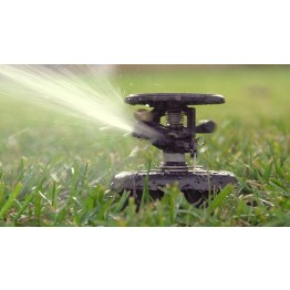 "Rain Bird, 3/4""and 1/2"" Maxi-Paw™ 2045A Rotor Closed-Case Impact Sprinkler"