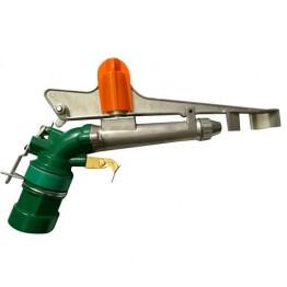 2-1/2'' Sprinkler Rain Gun Adjustable Full Circle w/o stand, 27-38m