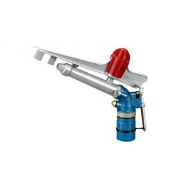 2'' Sprinkler Rain Gun Adjustable Full Circle w/o stand,26-30m