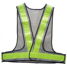 Reflective Jacket Safety Vest