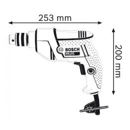Rotary Drill GBM 1000 Professional