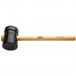 Black Rubber Mallet, 860g -40680080