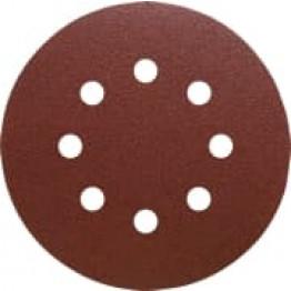 PS 22 K abrasive paper, GLS 3, Velcro, diameter 150 mm, grit 120 Flexible Abrasives KL86636