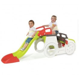 Adventure Car with Slide