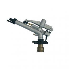 2-1/2'' Sprinkler Rain Gun 180m Adjustable Full Circle w/o stand