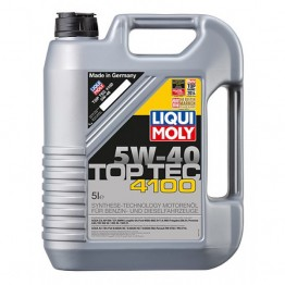 Engine Oil Top Tec 4100 5W-40 - 5L