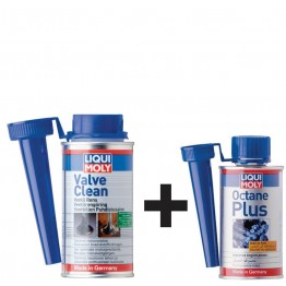 Octane Plus, 150ml & Valve Clean,150ML