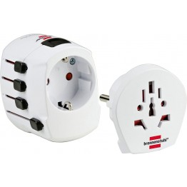 World travel adapter BWA USB