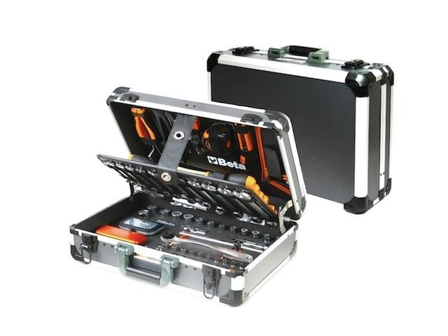 Mechanical Tool box, Tool set complete with146 Assortments in Chest Cabinet