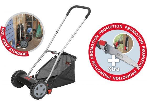 Push lawn mower 0720
