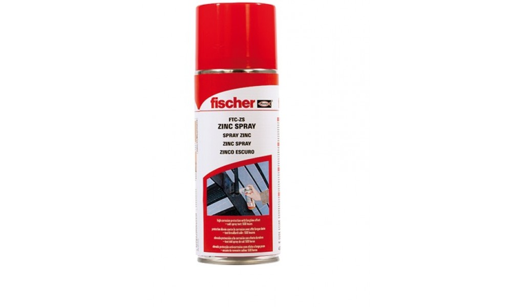 Fischer Zinc Spray Ftc Zs 509242 Mamtus Nigeria