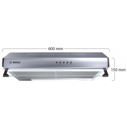 Under- Counter Extractor 60cm - DHU665CGB