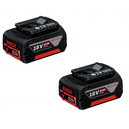Battery Pack Twinpack GBA 18V 6,0Ah