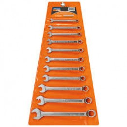 Combination Wrench Set 11pcs, - 44660211
