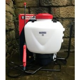 Garden Manual Fumigation Pressure Knapsack Sprayer,15 liter, 15LPAPS