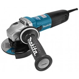 "Electric Angle Grinder 9565HRZ 125mm(5""), 1,100 Watts Anti- Reset"