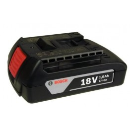 Battery Pack 18 V, 1,5 Ah
