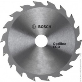 Optiline ECO Circular Saw Blade (Wood) 190mm, 24teeth