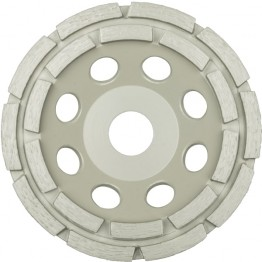 Klingspor Diamond Cup Grinding Disc DS 300 B Extra, 125 x 22.23 mm, for concrete