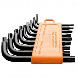 9 pieces Trafix hex key set - 44450209