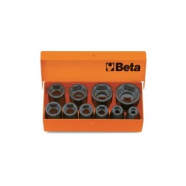 "3/8"" Square Drive 10 Impact Socket Set"