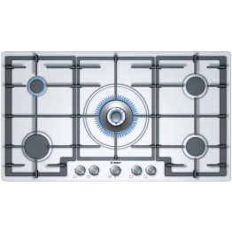 Stainless Steel Gas Hob (Cast Iron) 90CM - PCR9A5B90/PCR915B91E