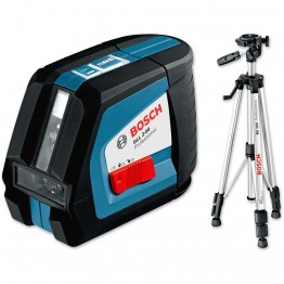 Laser Level GLL 2-50 Professional + BS 150 Tripod
