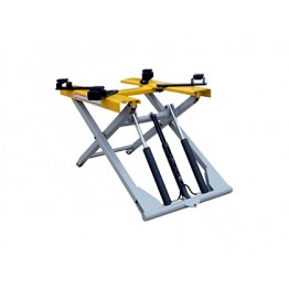 Portable Mid Rise Scissor Lift 3t
