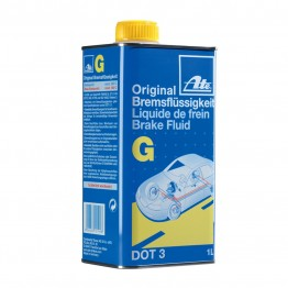Brake Fluid Dot 3 500ml