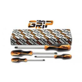 Set of screwdrivers, 1269PZ/S4