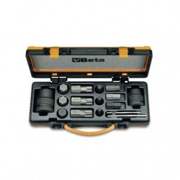 12 impact bits and 4 accessories 727/C16