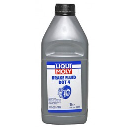 Brake Fluid DOT 4 | 500ML Plastic Bottle