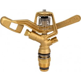 "Full Circle Brass Sprinkler 3/4"", 30m"