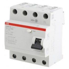 ABB Circuit Breaker 250amp 4 pole