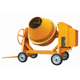 Concrete Mixer 580 litres