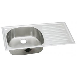 Single Bowl Kitchen Sink