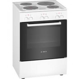 Serie | 2 Freestanding Electric Cooker, White, 60cm - HQA050020Q