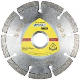 Diamond Cutting Disc DT 300 U Supra, 180 x 22.23 x 2.3mm, 13 segments - 1pc