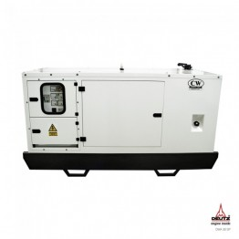 30 KVA Power Generator - Sound Proofed