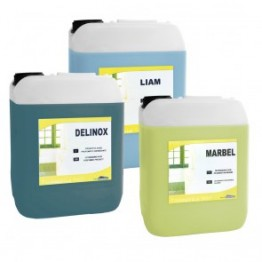 Marble Detergent, Floral Scent - 10Ltrs