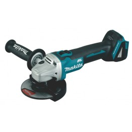 Cordless angle grinder 115mm, 18V, without battery and charger, DGA504