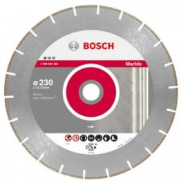 Diamond cutting discs Standard for Marble, 230x22.23x2.3x3mm, 2.608.602.283