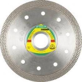 Diamond Cutting Disc DT 300 U Supra, 125 x 22.23 x 1.6mm, 8 segments - 1pc