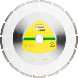Diamond Cutting Disc DT 300 U Supra, 300 x 25.4 x 2.8mm, 17 segments, for Universal - 1pc