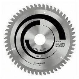 Circular Saw Blade Multi Material, (H) 235 x 2.4x 30/25, 64Teeth, 2608640514