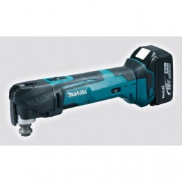 Cordless Multi-Tool 18v 2x4.0Ah Lithium-ion battery&Charger, DTM51RME