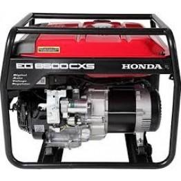 Key-Starting Generator 5.5KvA, EG6500CXS