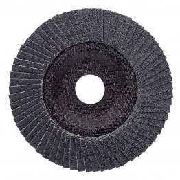 Flap Disc for Metal 115 mm, 22.23 mm, 60 grit - 10pcs