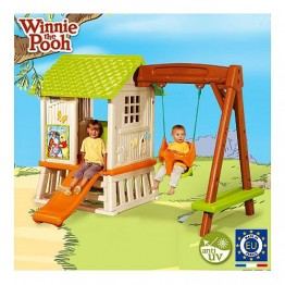 Winnie The Pooh Forest Play House & Swing